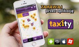 Zamów Taxi Radom przez aplikację